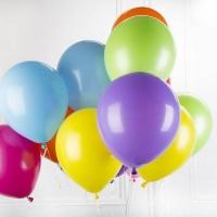 Доставка воздушных шаров в дни карантина.